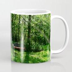 i wonder... Mug
