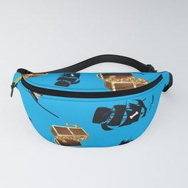 Pirate Chi Fanny Pack