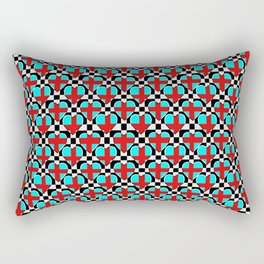 Coeurs croisés de Plaitex Rectangular Pillow