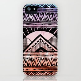 Surf Afternoon iPhone Case