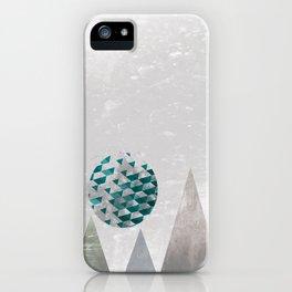 Hills iPhone Case