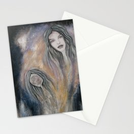 in-depth in soul  Stationery Cards