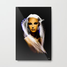 Mannequin 1 Metal Print