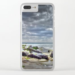 Porth Ysgo Clear iPhone Case
