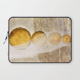 Golden balls Laptop Sleeve