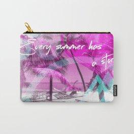 Modern Art ONE SUMMER Carry-All Pouch