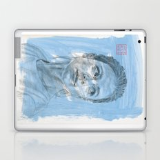 Blue Monday Laptop & iPad Skin