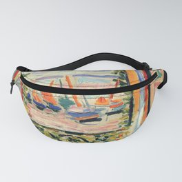 Henri Matisse The Open Window Fanny Pack