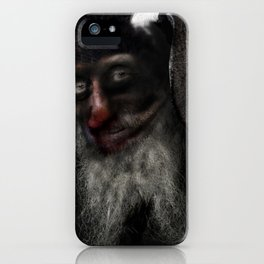 The Mountain Goat Witch iPhone Case