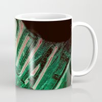 ohio Mugs featuring Ohio by Natalie K Cluck