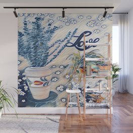 Home Wall Mural