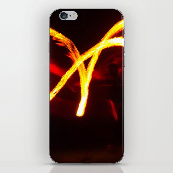Firestaff iPhone & iPod Skin