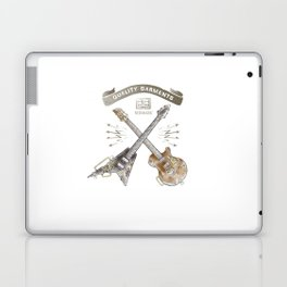 REDSHARK guitars Laptop & iPad Skin