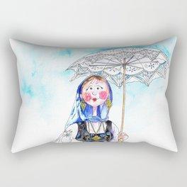 MARIA FROM DOURO-PORTUGAL Rectangular Pillow