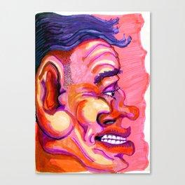 Ultra-suave Canvas Print