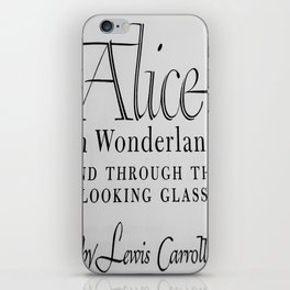 Alice in Wonderland 2 iPhone Skin