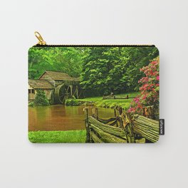 Mabrys Mill Carry-All Pouch