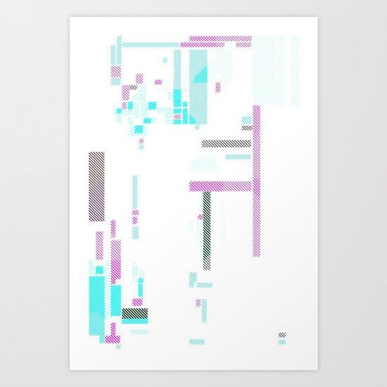 Summers Art Print