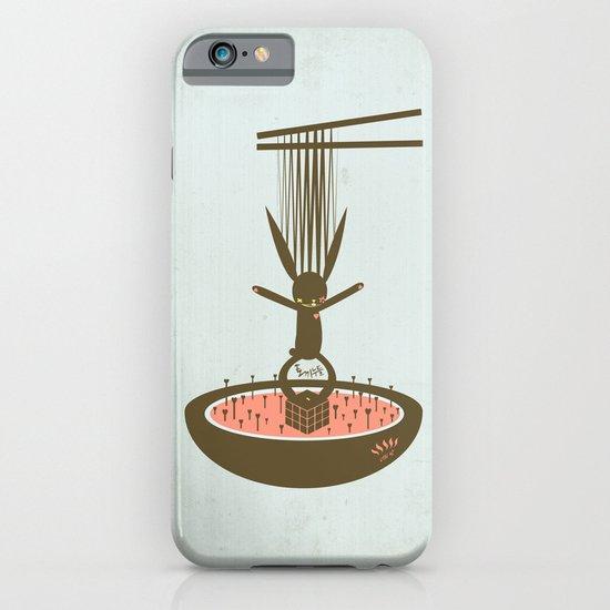 사춘기: 토끼누들 [PUBERTY: TOKKI NOODLE] iPhone & iPod Case