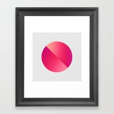 Fade M27 Framed Art Print