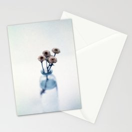 f/1.7 floral #1 Stationery Cards