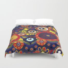 I will be protected (Matiasma) Duvet Cover