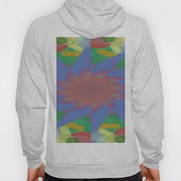 Omen of Brilliance Abstract - Hoody