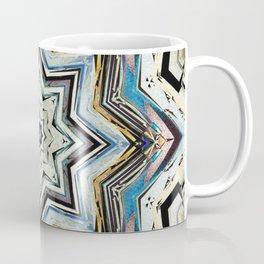 Eight Points of Texture Coffee Mug
