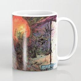 Xargi's Pursuit Sees An End Coffee Mug