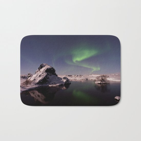 Northern Lights XVV Bath Mat