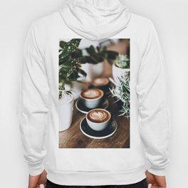 Latte Hoody