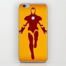 Mr. Stark (Iron Man) iPhone & iPod Skin