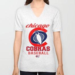 Chicago Cobras Unisex V-Neck