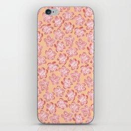 Wallflower - Coralette iPhone Skin