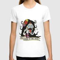 marceline T-shirts featuring Muertos Marceline by Jade Boylan