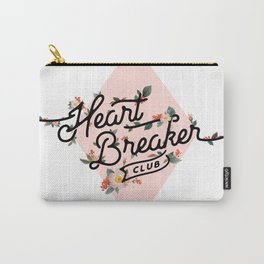 The Heart Breaker Club Carry-All Pouch