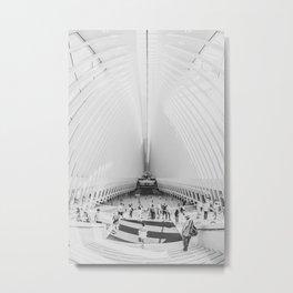 Oculus 2 Metal Print