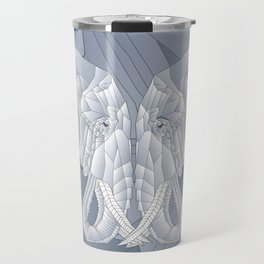 Stone Elephant Travel Mug
