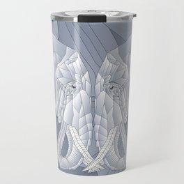 Stone Elephant Travel Mug
