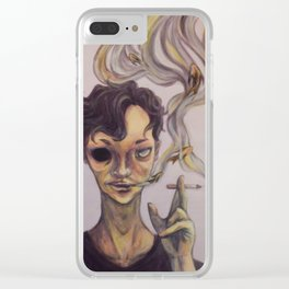 The Poisoned Clear iPhone Case