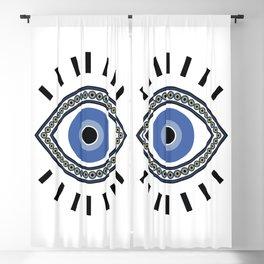 Evil Eye Blackout Curtain
