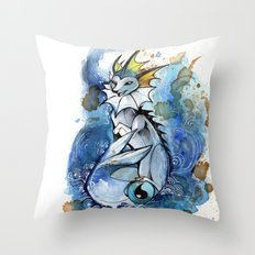 Vaporeon Throw Pillow