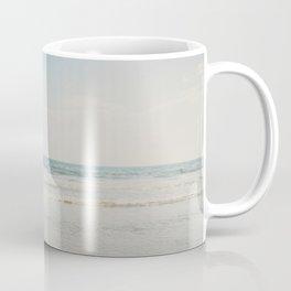 the shoreline ... Coffee Mug