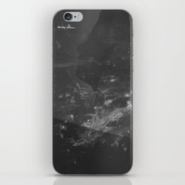 Younger Damage, Suicide Cat I iPhone Skin