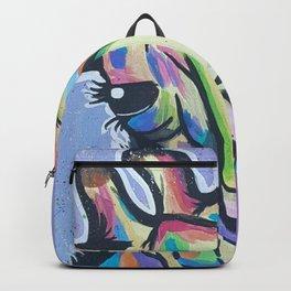 Giraffe Gaze Backpack