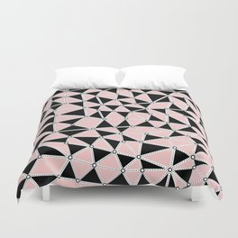 African Blush Duvet Cover