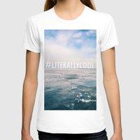 michigan T-shirts featuring Lake Michigan by Pan Kelvin