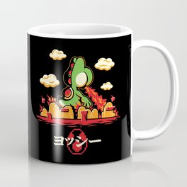 Yoshzilla Coffee Mug