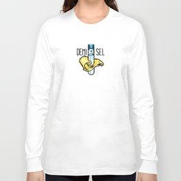 Demi-sel Long Sleeve T-shirt