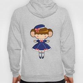 Sailor Lolita Monkey Hoody
